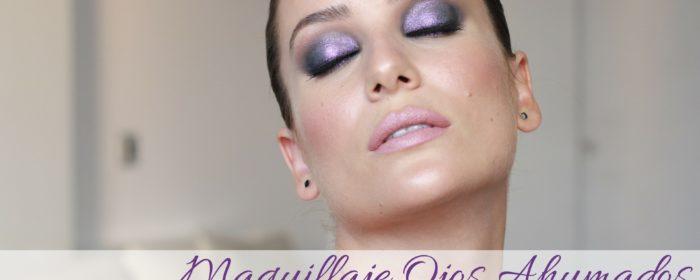 Maquillaje ojos ahumados: Sombra Selfish Nabla