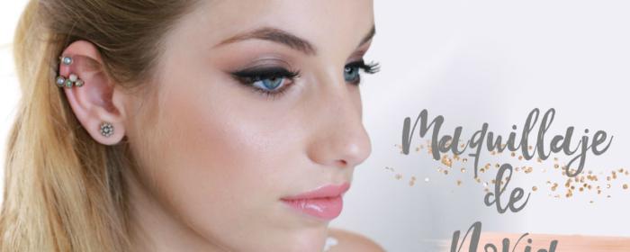 Maquillaje de Novia: Look Delineado Difuminado
