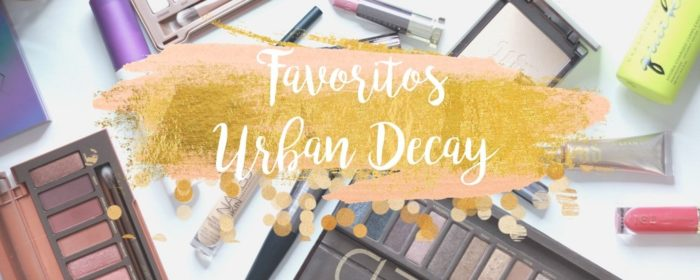 Favoritos Maquillaje: Urban Decay